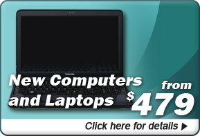 Buy New Computers Gold Coast